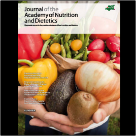 Journal of the Academy of Nutrition and Dietetics (JAND) – Acceso Online