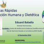 Curso de Evidencias Rápidas en NHyD (Aragón)