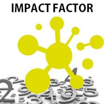 Factor de Impacto (Impact Factor) de revistas relacionadas con la Nutrición, le guste o no le guste